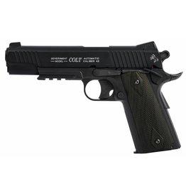 Colt 1911 Gun Gun Full Metal Co2 NBB - 1.0 Joule - BK
