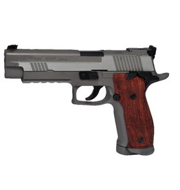 Swiss Arms SIG SAUER P226 X-FIVE Hairline Co2 GBB - 1,3 Joule - silber