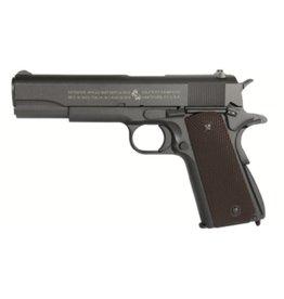 Colt M1911 Vollmetall Co2 GBB - 1,1 Joule - BK