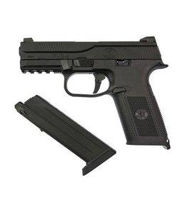 VFC FN Herstal FNS-9 Tactical GBB - 1,0 Joule - BK