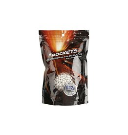 Rockets Professional 0,12g BBs - 2000 pcs - white