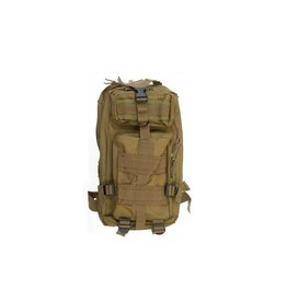 ACM Tactical Tactical Backpack 20L Assault Pack - TAN