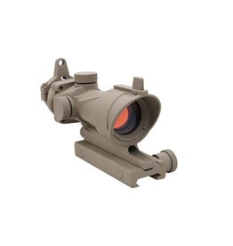 Aim-O Red Dot Sight Typ ACOG Weaver - TAN