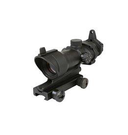 Aim-O Red Dot Sight Type ACOG Weaver - BK