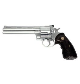 STTI GG-102 Python .357 Magnum Revolver - Argent
