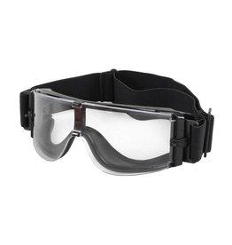 Ultimate Tactical X800 Lunettes tactiques - BK/lentilles transparentes