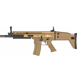 Classic Army FN SCAR Light Nylon Fiber AEG  - TAN