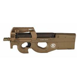 Cybergun FN P90 FDE AEG Set complet 1,60 Joule - TAN