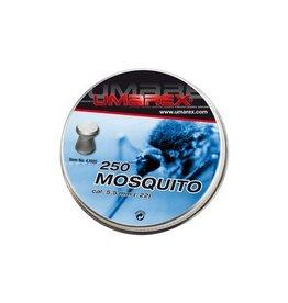 Umarex Mosquito flat head Diabolos 5,5 mm 5 x 250 pieces