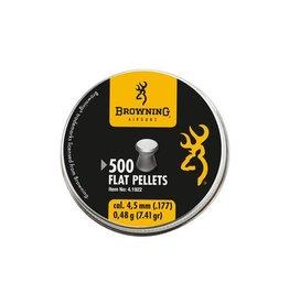 Browning Diabolos à tête plate 4,5 mm 5 x 500 pièces