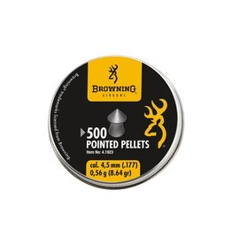 Browning Diabolos à Pointe 4,5 mm 5 x 500 pièces
