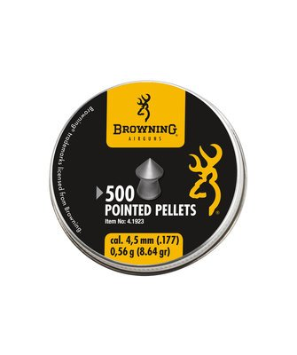 Browning Spitzkopf Diabolos 4.5 mm 5 x 500 pieces