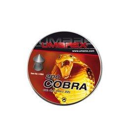 Umarex Cobra Pointed Diabolos 5.5 mm 5 x 200 pieces