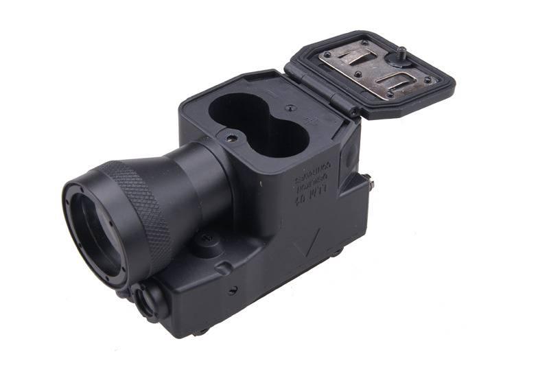 Laser Entfernungsmesser Picatinny : Element llm picatinny licht laser modul bk airsoftarms