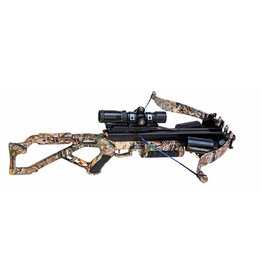Steambow selbstspannende Armbrust Excalibur Micro 355 - Camo