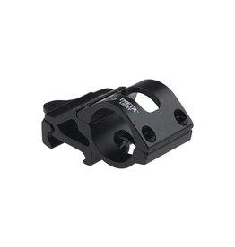 Theta Optics TL02 25 mm QD Taclight Side Mount  - BK