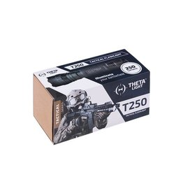 Theta Optics T250 LED Scout Taclight - BK