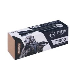 Theta Optics T1000 LED Scout Taclight - BK