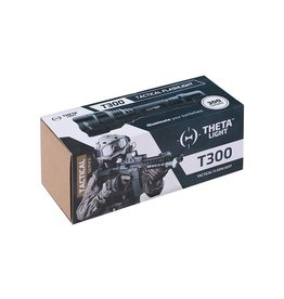 Theta Optics T300 LED Scout Taclight - BK