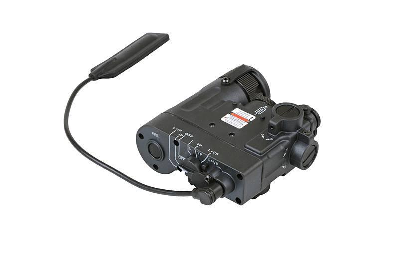 Element DBAL MKII Light/IR Laser Module - BK
