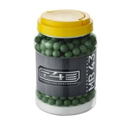 Umarex T4E MB 43 Marking Balls 0.78 g - cal. 43 - 2 x 250 pieces