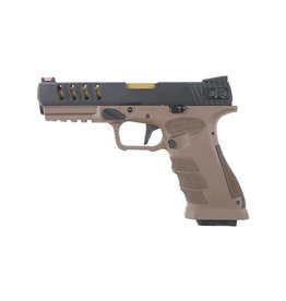 APS Shark Co2 GBB Full Auto 1.0 Joule - TAN