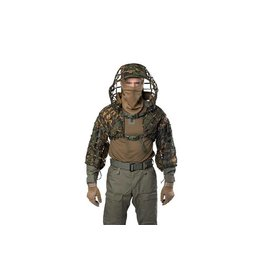Giena Tactics Sniper Coat Viperhood Skeleton - Marpat