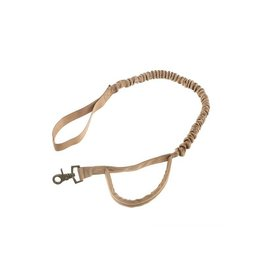 Primal Pet Gear tactical bungee dog leash - TAN