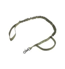 Primal Pet Gear tactical bungee dog leash - OD
