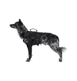 Primal Pet Gear Tactical Dog Harness - BK