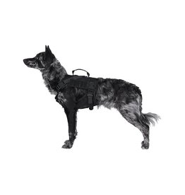 Primal Pet Gear Taktisches Hundegeschirr Dog Harness - BK