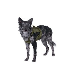 Primal Pet Gear Taktisches Hundegeschirr Dog Harness - OD