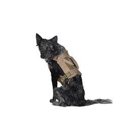 Primal Pet Gear Tactical Dog Harness - TAN