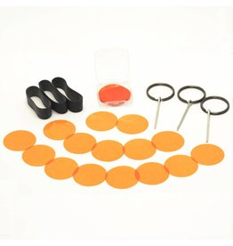 AirSoft Innovations XL Burst Resupply Kit - 60 pieces