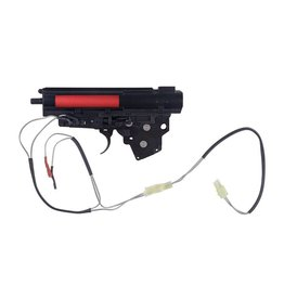 Specna Arms Enter & Convert V3 Gearbox avec le Microswitch - rear