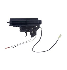 Specna Arms Enter & Convert V2 Gearbox mit Microswitch - rear