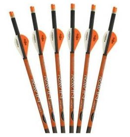 "Ravin Carbon Arrows 20 ""without tips - 6 pieces"