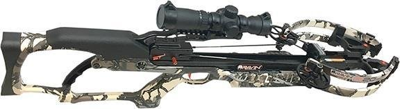 Ravin R20 Predator Armbrust Package - Camo