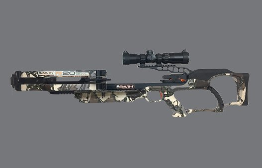 Ravin R20 Predator Crossbow Package - Camo