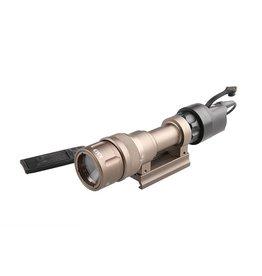 Element Type M952V LED Taclight with QD Mount - TAN