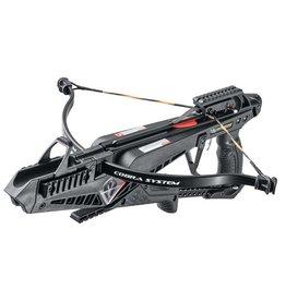 EK-Archery X-Bow Cobra - recurved 90 lbs - arbalète pistolet tactique