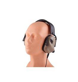 Opsmen Earmor M31 aktiver Gehörschutz - TAN