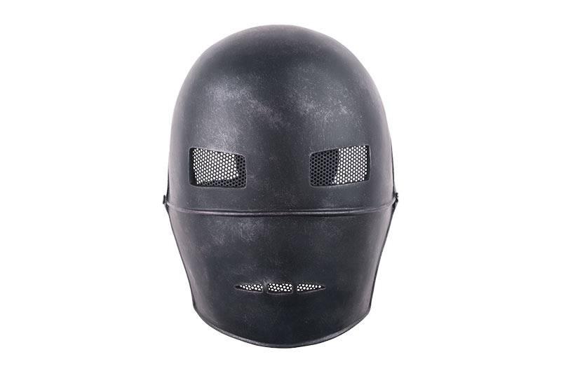 FMA Wire Mesh Iron Man Gen.1 Maske - BK