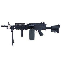 A&K Mitrailleuse MK46 AEG - BK