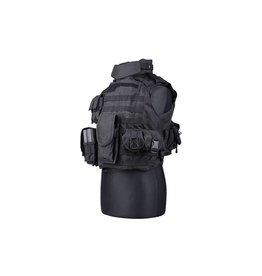 ACM Tactical Gilet tactique type IBA - BK