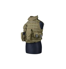 ACM Tactical Gilet tactique type IBA - OD