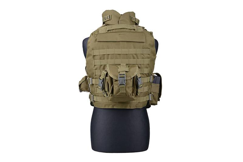 ACM Tactical Tactical vest type IBA - OD