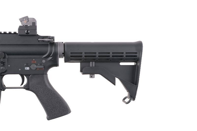 WE Tech HK416 Open-Bolt Co2 GBBR - BK