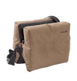 Allen Gewehrauflage - Bench Bag befüllt - TAN