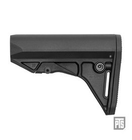 PTS Enhanced EPS-C Polymer Stock Compact - BK